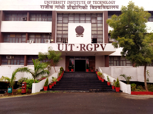 University Institute of Technology, RGPV